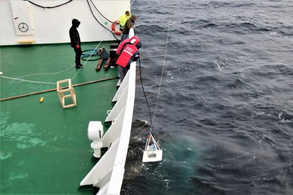 Научно-исследовательское судно «Академик Мстислав Келдыш» вернулось 22 октября в порт Архангельска