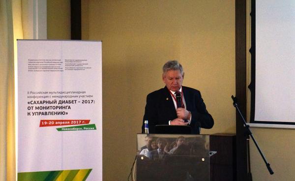 Мы обсудили современные подходы к лечению сахарного диабета с академиком РАН Владимиром Коненковым