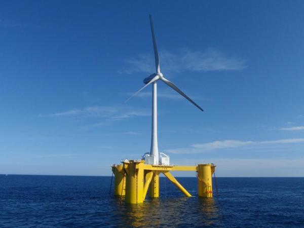 Офшорная ветроэнергетика делает ставку на размер
