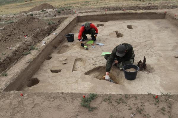 Ученые представили предварительные результаты реализации трехлетнего проекта, посвященного изучению древних народов