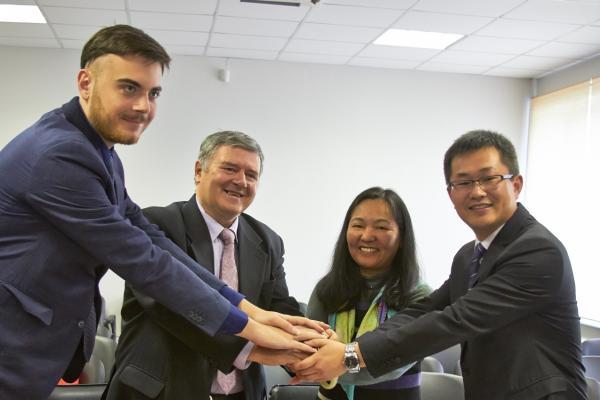 В ИЦиГ СО РАН прошло рабочее совещание, посвященное сотрудничеству с Академией сельскохозяйственных наук Китая