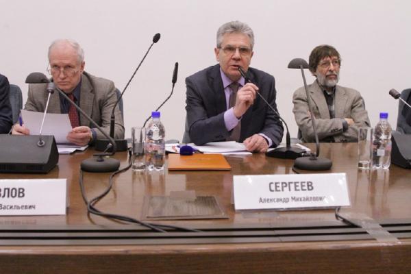 Ранее сообщалось, что на этом президиуме рассмотрят проблемы отечественных научных журналов
