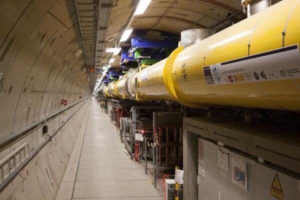 В Гамбурге (Германия) состоялся запуск самого крупного в мире лазера на свободных электронах