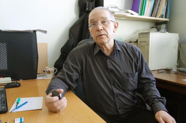Система бесконтактного кардиомониторинга, созданная сотрудниками ИАиЭ СО РАН получила награду на международной выставке в Санкт-Петербурге
