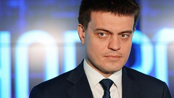Интервью с Михаилом Котюковым на полях Восточного экономического форума-2019
