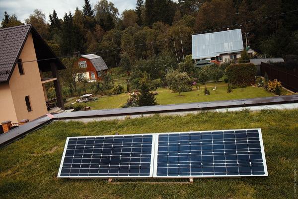 Автономные фотоэлектрические системы устремляются в страны третьего мира