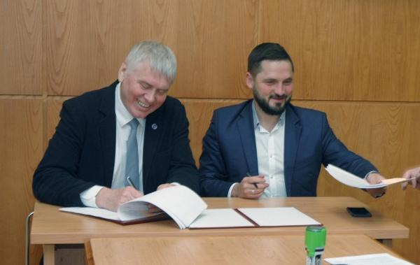 Институт физики полупроводников им А.В. Ржанова СО РАН и АО «Экран-оптические системы» подписали соглашение о сотрудничестве