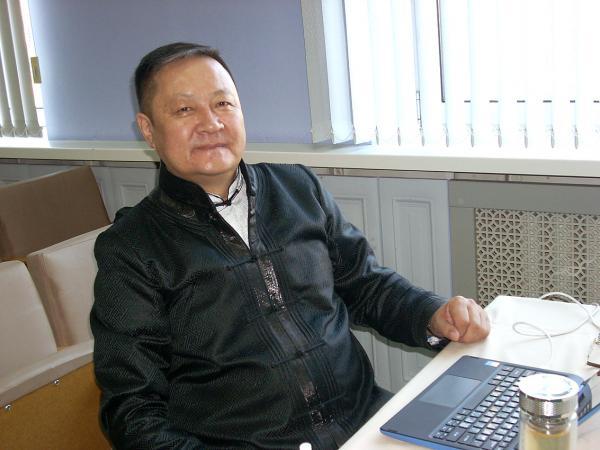 Интервью с директором Ассоциации водного партнерства, профессором Д. Басандорж (Монголия)