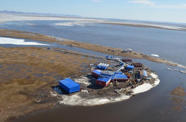 Ученые подводят итоги полевого сезона на научно-исследовательской станции «Остров Самойловский»