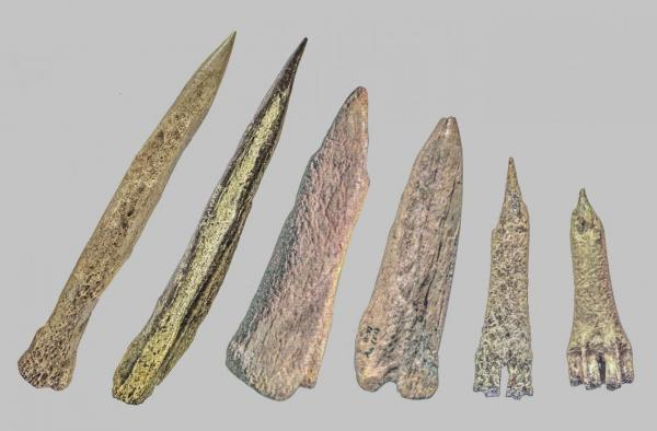 Сибирские археологи изучили швейные технологии древних жителей Сибири