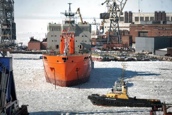 Академик Валерий Крюков о будущем Арктики