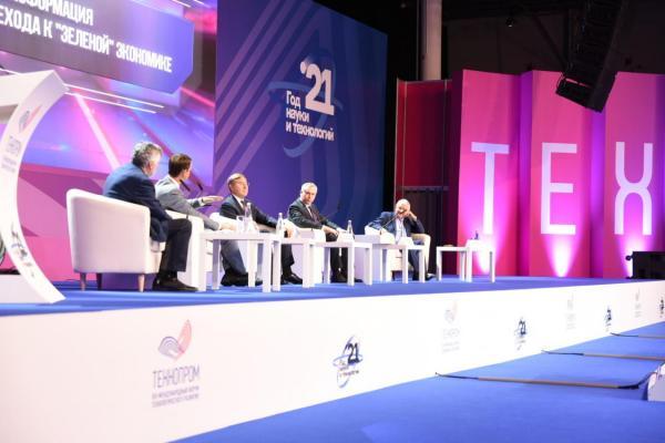 """На """"Технопроме"""" обсуждали проект новой государственной программы научно-технологического развития"""