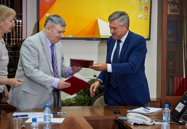 ИЦиГ заключил договор о сотрудничестве с Алтайским университетом