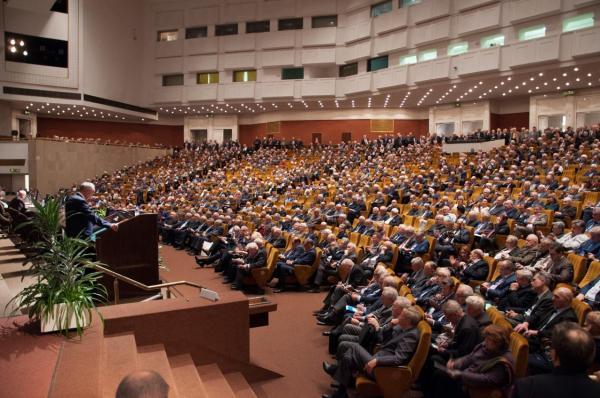 Общее собрание РАН составило для президиума внушительный план работ