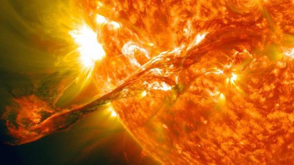 Ученые создают новые методы прогнозирования солнечной и геомагнитной активности