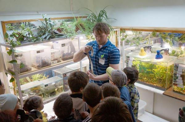Лаборатория экологического воспитания провела «Дверь открытых дверей»
