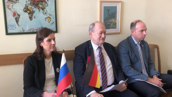 Германия предлагает России сотрудничество в области климатической политики