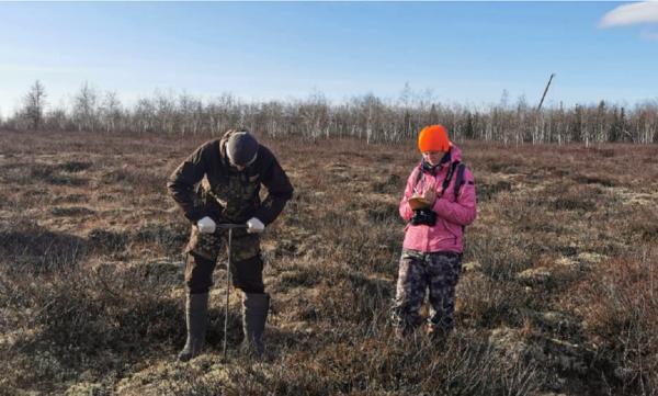 Учёные Научного центра изучения Арктики измерят глубину оттаивания вечной мерзлоты