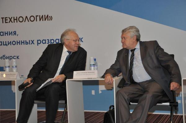 интервью с начальником департамента промышленности, инноваций и предпринимательства мэрии Новосибирска Александром Люлько