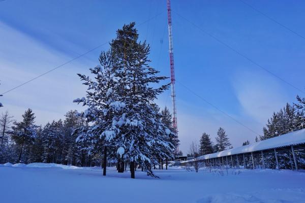 Репортаж из международной обсерватории ZOTTO, предназначенной для мониторинга парниковых газов