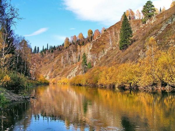 Новосибирские геофизики начали изучение Салаирского кряжа