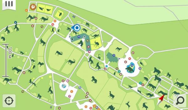 Компания Дата Ист совместно с сотрудниками Новосибирского зоопарка обновила мобильное приложение «Зоопарк Нск»