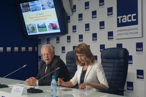 Накануне «Технопрома-2017» на круглом столе в пресс-центре ТАСС обсудили инновации, которые рассматриваются для внедрения в Новосибирске уже сегодня