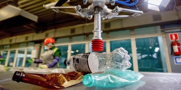 Автоматическую линию сортировки мусора разработали ученые новосибирскогоАкадемгородка