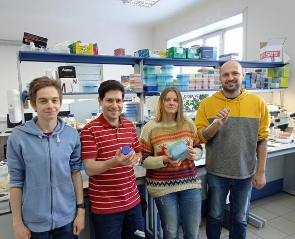 Сотрудники сектора геномных механизмов онтогенеза ИЦиГ СО РАН