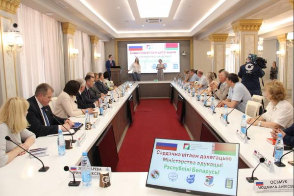 Новосибирская область и Республика Беларусь продолжат международное сотрудничество