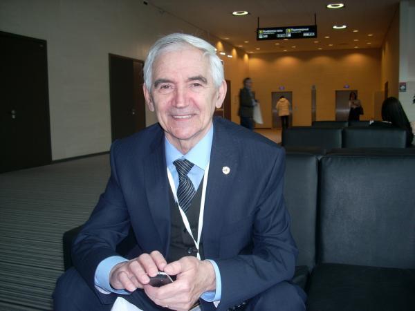 Интервью с участником Международного Форума «Городские технологии», кандидатом физико-математических наук Валентином Даниловым