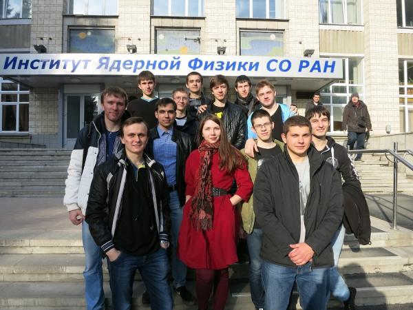 На совместной кафедре НГТУ НЭТИ и ИЯФ СО РАН планируется увеличить количество бюджетных мест