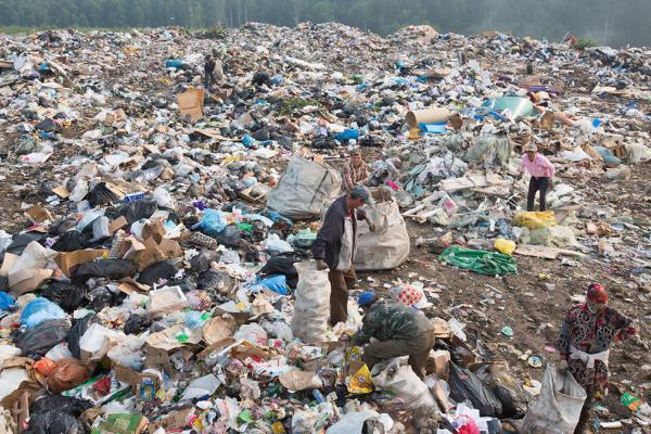Утилизация мусора: «третий путь» для Новосибирска