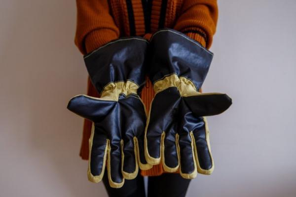 Учёные создали «умные» вкладыши для одежды пожарных