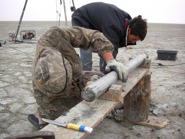 Ученые установили возраст Аральского моря