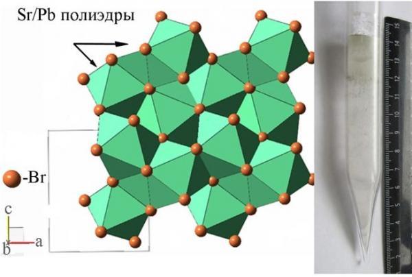 В лаборатории роста кристаллов Института геологии и минералогии им. В. С. Соболева СО РАН создали кристаллы бромида и хлорида, которые позволяют получить излучение до десяти микрон вместо традиционных пяти