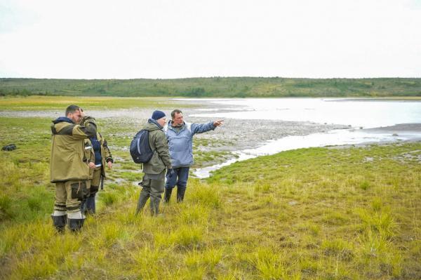 Экологию Арктики продолжают изучать комплексные экспедиции