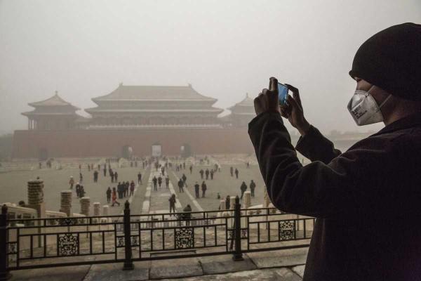 Очистка воздуха от загрязнителей может усилить глобальное потепление