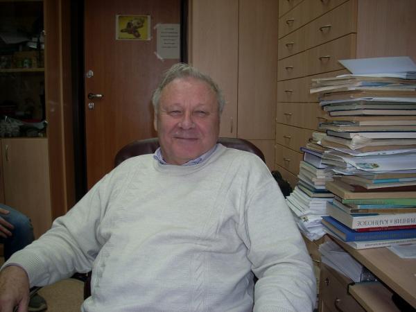 «Прогноз погоды» от профессора Владимира Зыкина