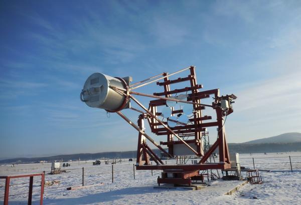 Обсерватория TAIGA увидит недоступный свет от Крабовидной туманности