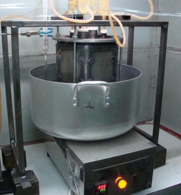 Благодаря принципиально новой технологии сплавления титана и тантала, разработанной новосибирскими учеными, непрерывную работу химического реактора можно продлить до 30 лет