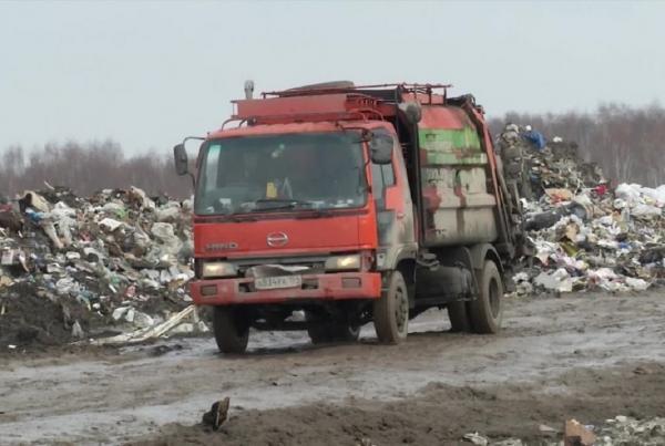 Проблема утилизации отходов еще не нашла в НСО инновационного решения