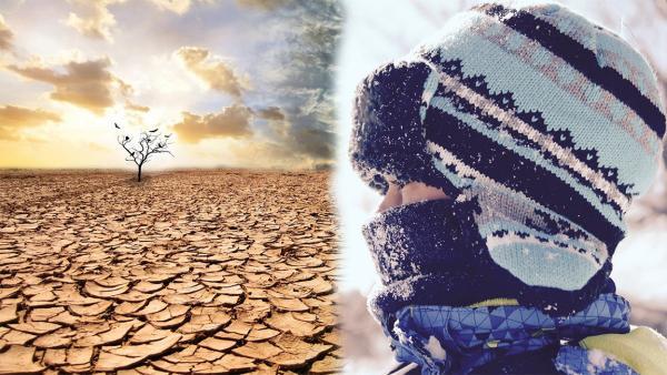 Поляризация мнений о направленности климатических изменений начинает выходить за рамки научной объективности