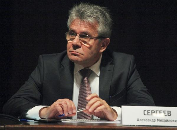 Ключевые моменты в речи нового президента РАН Александра Сергеева
