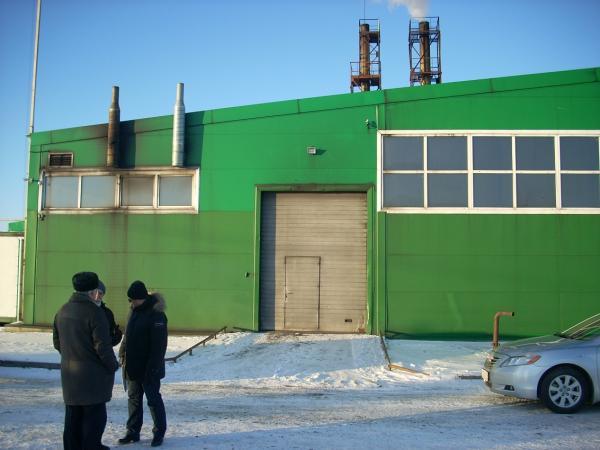 В пригороде Новосибирска уже в течение шести лет успешно функционирует частная станция по сжиганию опасных биологических отходов