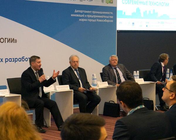 Интервью с начальником департамента промышленности, инноваций и предпринимательства мэрии города Александром Люлько