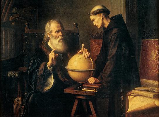 О том, как математика стала «движущей силой» научной революции
