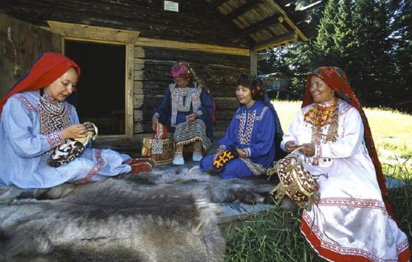 Сибирские этнографы исследовали облик божеств народов Севера