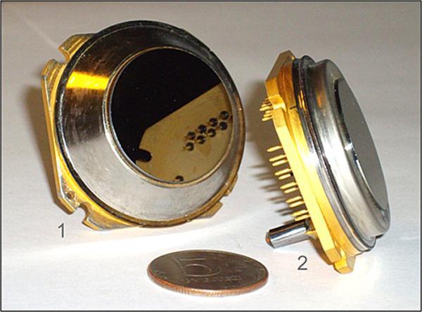 Разработка ученых Института физики полупроводников СО РАН  - полупроводниковый болометр