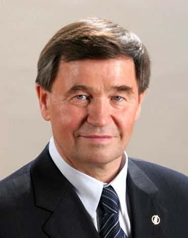 Депутат ЗС НСО Валерий Червов